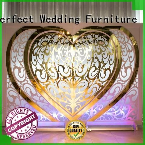 decorative wedding screen to meet your needs for hotel