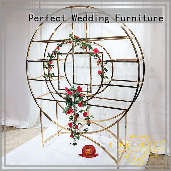 Perfect Wedding Furniture durable modern shelves series for wedding ceremony