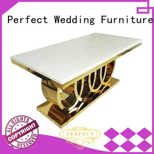 Perfect Wedding Furniture New wedding display table for business for hotel