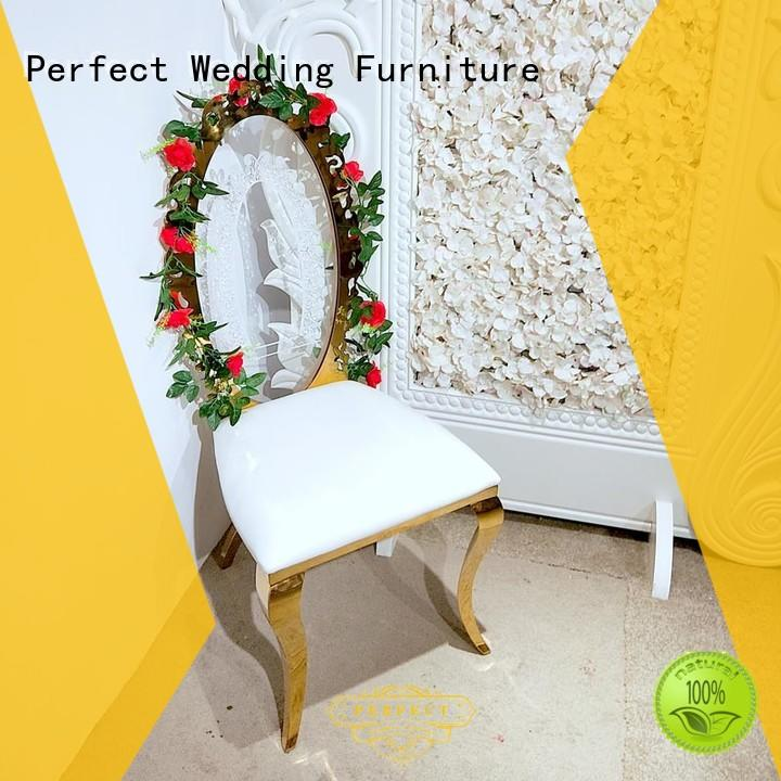 Perfect Wedding Furniture color wedding reception chairs manufacturer for hotel