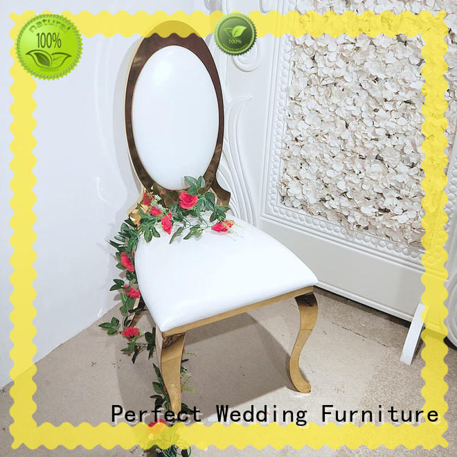 Perfect Wedding Furniture Top bridal chair Suppliers for wedding ceremony