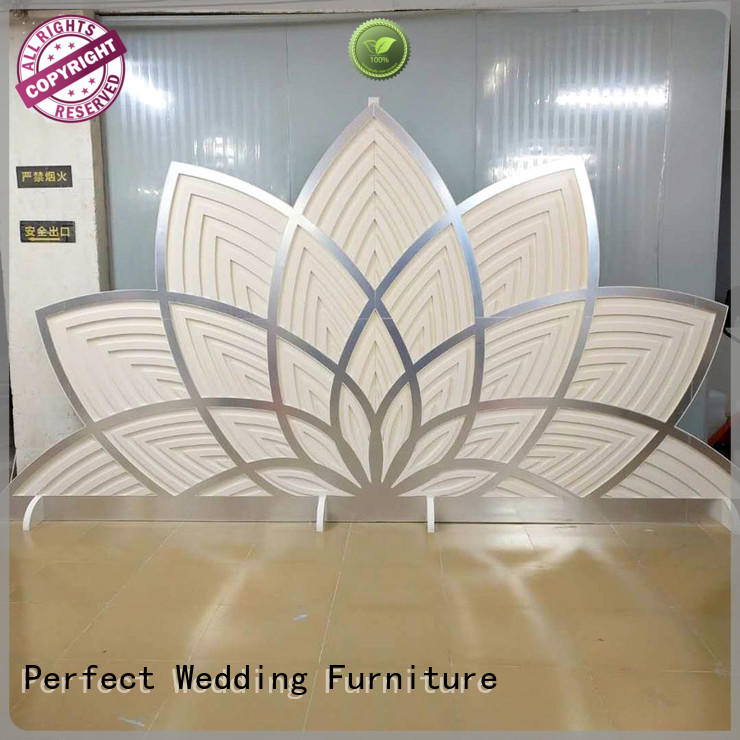 Perfect Wedding Furniture Best decorative room dividers Suppliers for hotel