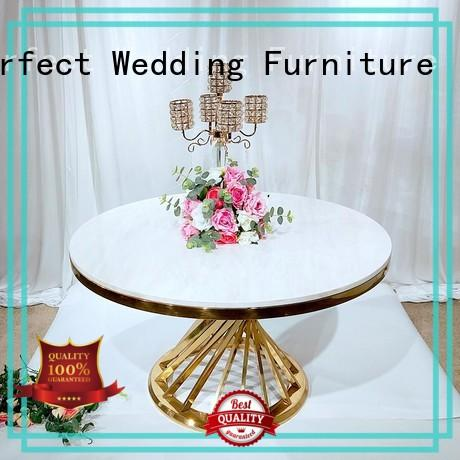 marble the wedding table wholesale for hotel Perfect Wedding Furniture