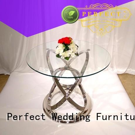 high quality wedding table black in various shapes for hotel