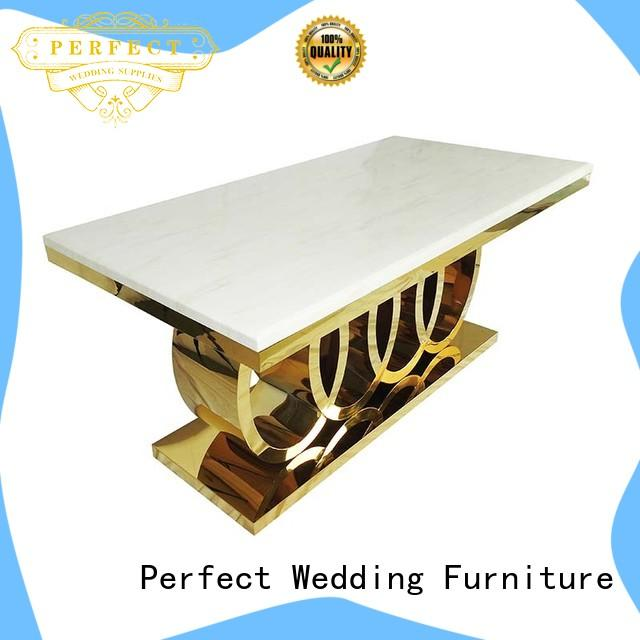 Perfect Wedding Furniture elaborate wedding top table ideas stainless for hotel