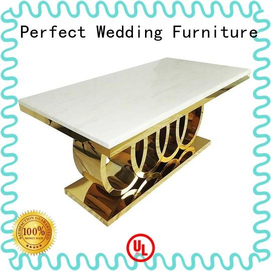 Perfect Wedding Furniture rectangle wedding table supplies in various shapes for hotel