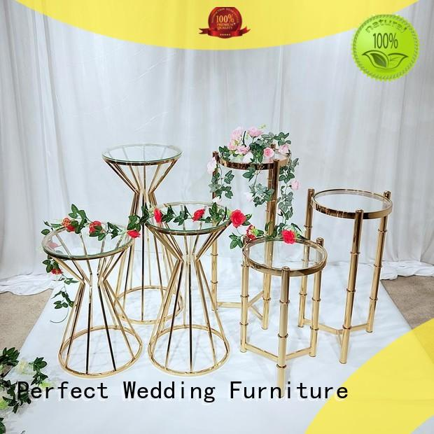 decorative flower stands for wedding aisle beautiful series for wedding ceremony