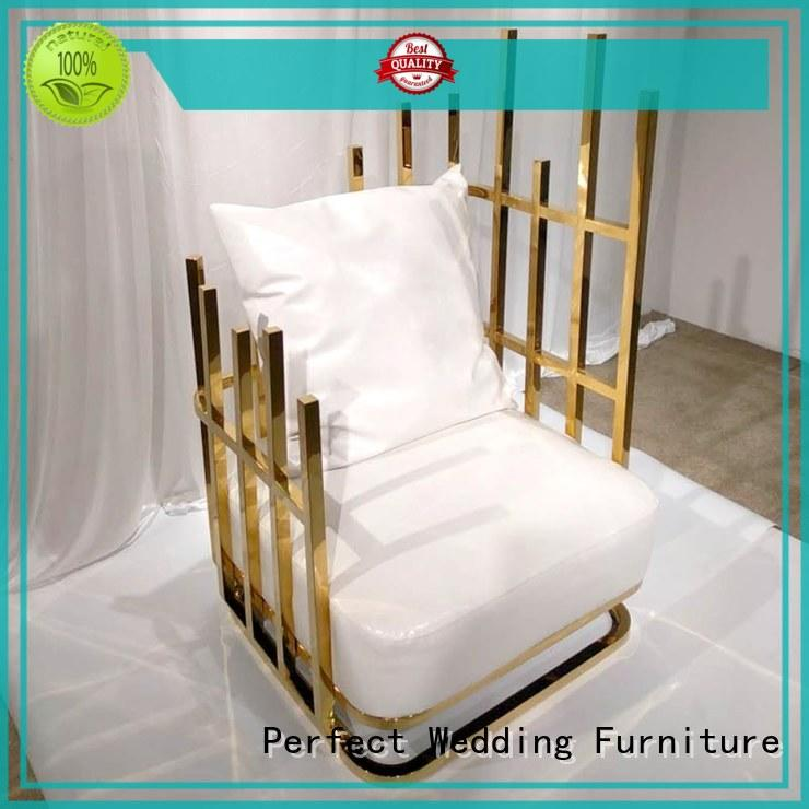 Perfect Wedding Furniture leisurely royal throne chair company for wedding ceremony