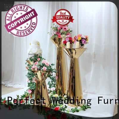 steel metal flower stand to meet your needs for home Perfect Wedding Furniture