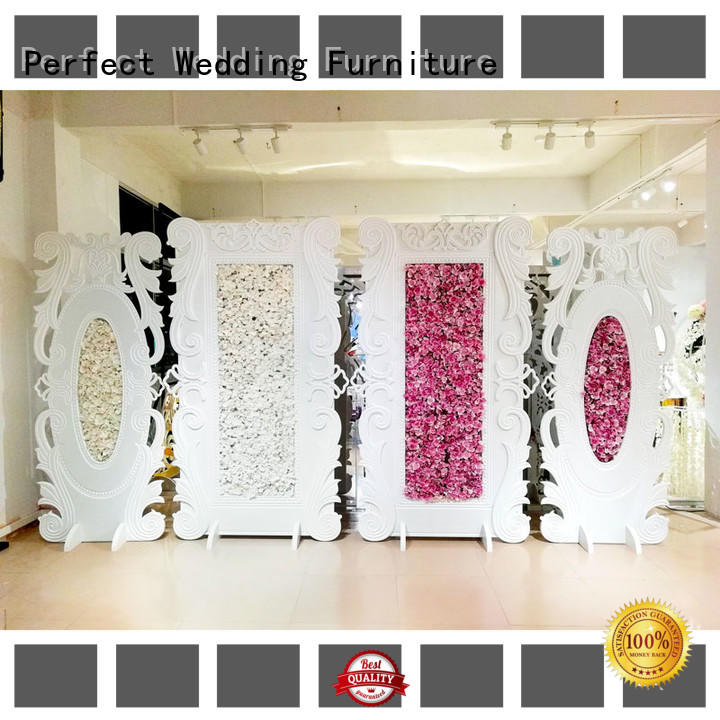 decorative wedding screen partition white to meet your needs for hotel