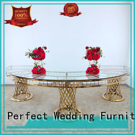 Perfect Wedding Furniture Best wedding banquet tables manufacturers for wedding ceremony