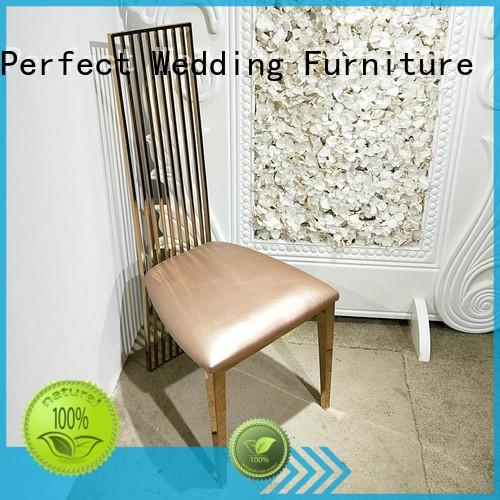 Perfect Wedding Furniture New bridal chair Supply for wedding ceremony