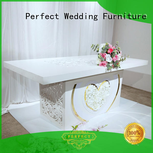 Perfect Wedding Furniture perfectly wedding table dressing supplier for dining room