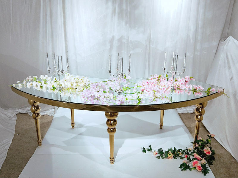 Custom wedding table dressing pvc manufacturers for dining room-2
