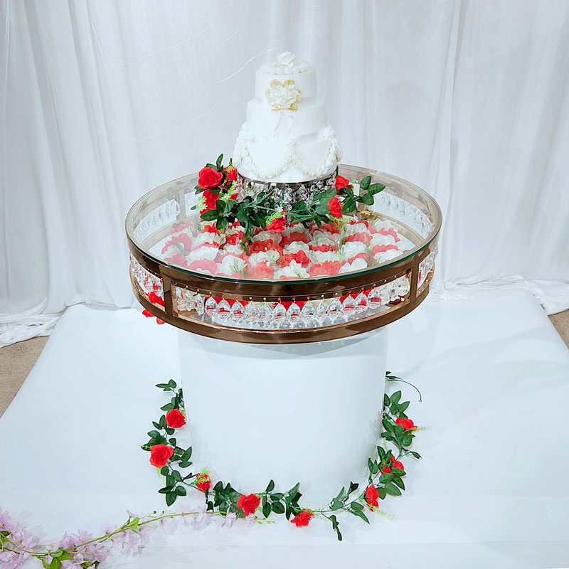 Perfect Wedding Furniture High-quality formal wedding table settings company for wedding ceremony-1