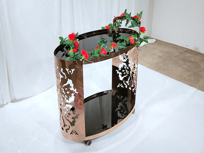 Perfect Wedding Furniture Custom serving cart company for wedding ceremony-3