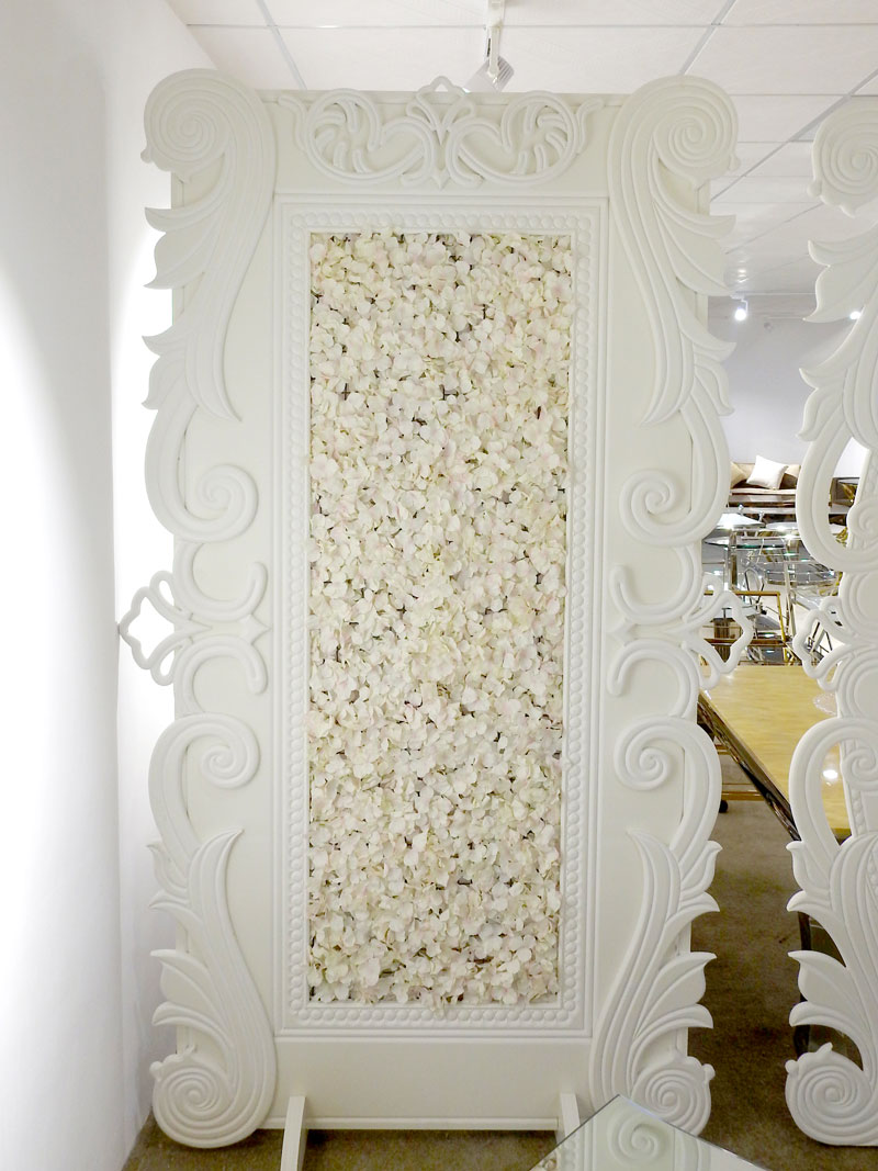 decorative wedding screen partition white to meet your needs for hotel-4