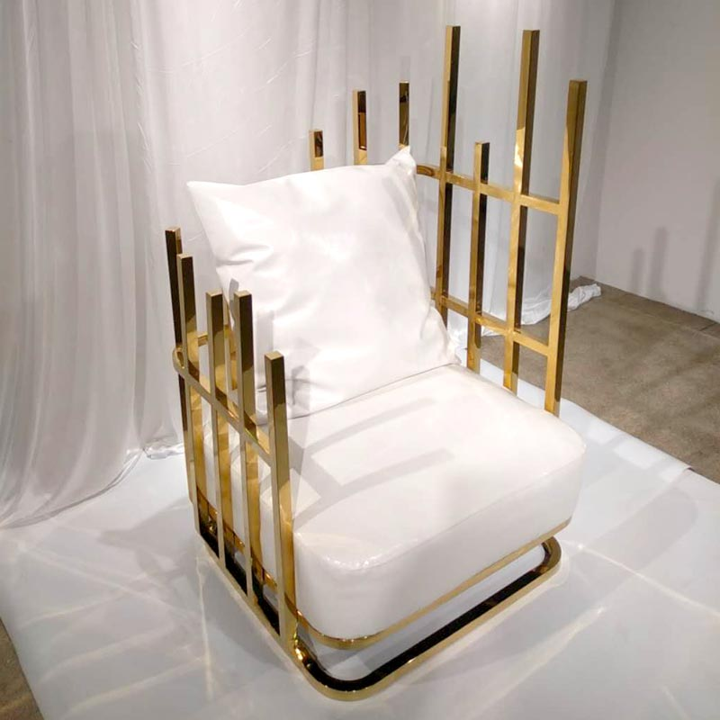 Perfect Wedding Furniture Best queen throne chair Supply for hotel-1
