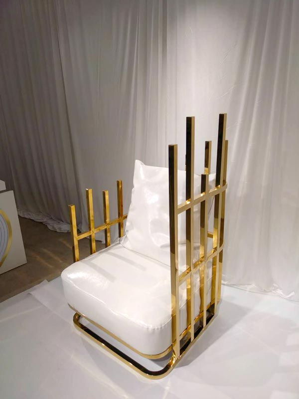 high quality wedding throne chair leisurely manufacturer for wedding ceremony-4