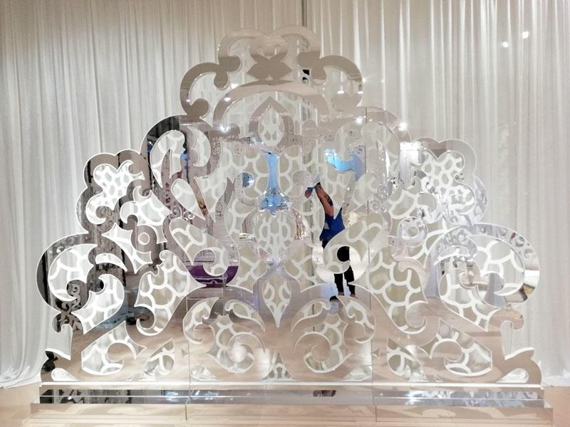 Perfect Wedding Furniture pvc wedding screen decorations to meet your needs for wedding ceremony-2