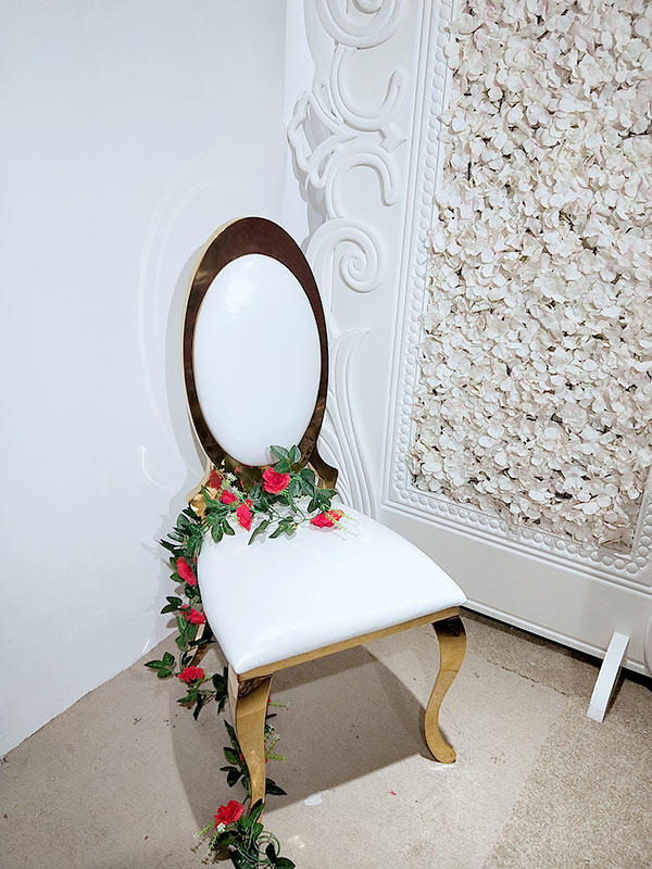 Perfect Wedding Furniture laser chair for wedding factory for wedding ceremony-3