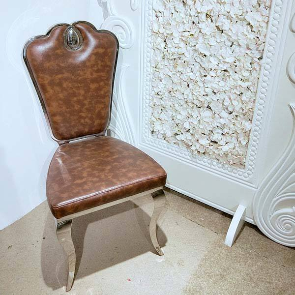 Perfect Wedding Furniture gold bridal chair factory for wedding ceremony-1