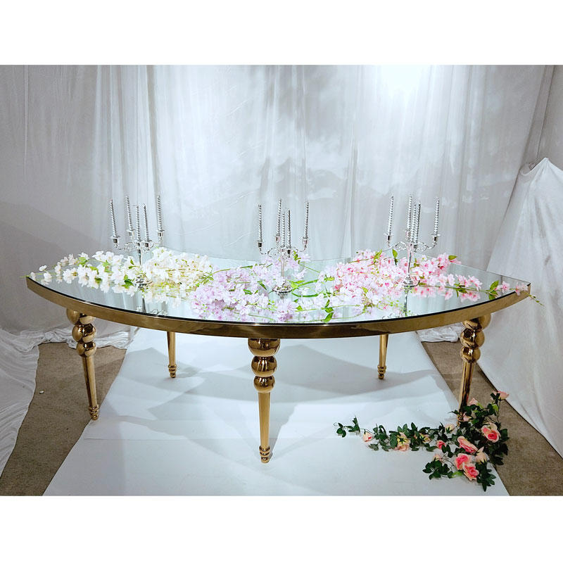 Custom wedding table dressing pvc manufacturers for dining room-1