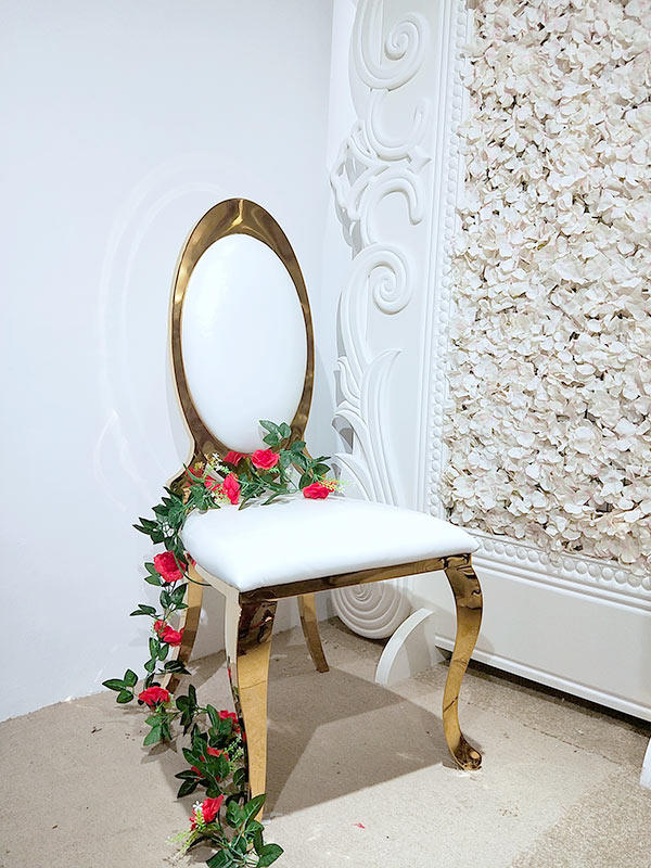 Perfect Wedding Furniture laser chair for wedding factory for wedding ceremony-2